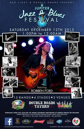 12/12/15 Jupiter Jazz & Blues Festival
