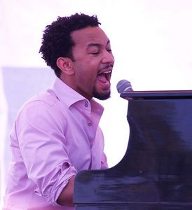 John Legend All About The Music Fest 2005