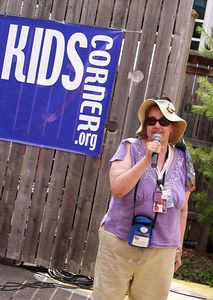 Kathy From Kids Corner All About The Music Fest 2005