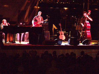 Rickie Lee Jones All About The Music Fest 2005