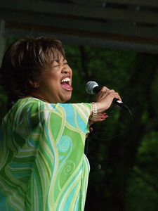Mavis Staples Appel Farm Festival 2005
