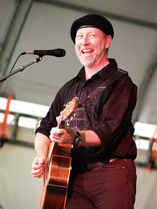 Richard Thompson Appel Farm Fest 2006