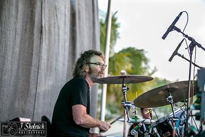 Anders Osborne Band at Crawdebauchery Fest 3/24/18 Pompano Beach Fla