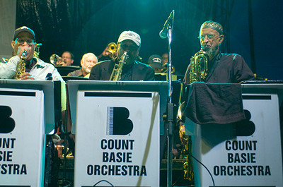 "Count Basie Orchestra under the Direction of  William  H. ""Bill"" Hughes"