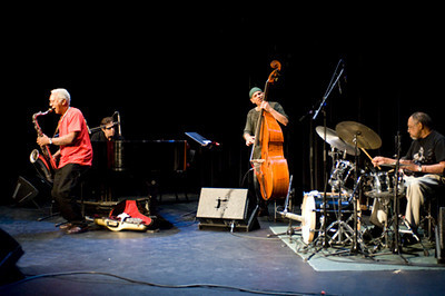 KIdd Jordan Quartet