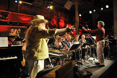 Hermeto Pascoal with the Art of Jazz Orchestra conducted by Jovino Santos Neto