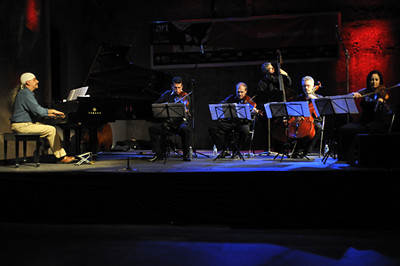 Egberto Gismonti with Penderecki String Quartet
