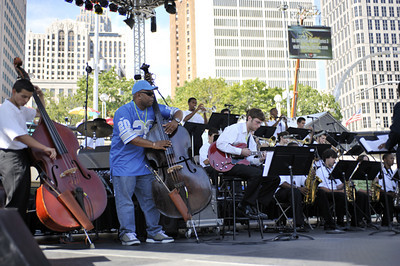 DSO Civic Jazz Orchestra with Christian McBride