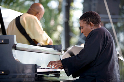 Geri Allen with Philly – Detroit Summit