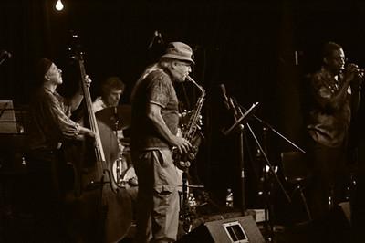 The NU Band ( Fonda / Grassi / Whitecage / Campbell )
