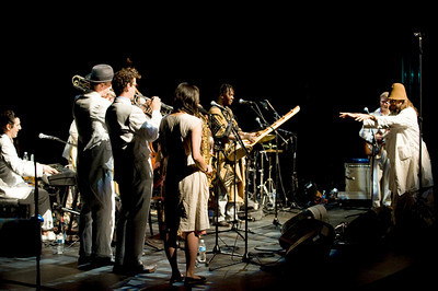The Woodchoppers Association and Jah Youssouf