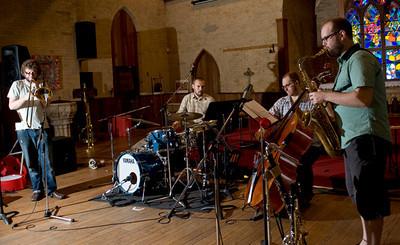 Kyle Brenders Quartet