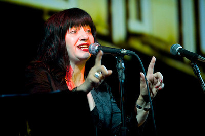 LYDIA LUNCH Sick with Desire