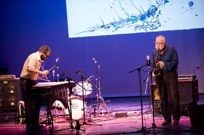 Peter Brötzmann's Duo