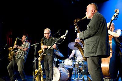Peter Brötzmann's Quintet