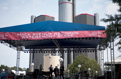 Mack Avenue Records Waterfront Stage   http://www.mackavenue.com