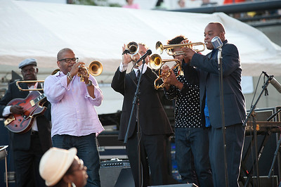A Night in Treme   The Music Majestry of New Orleans