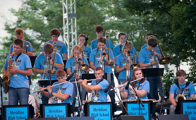 MSBOA Showcase: Meridian High  School Jazz