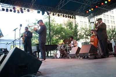 Donald  Harrison Quintet