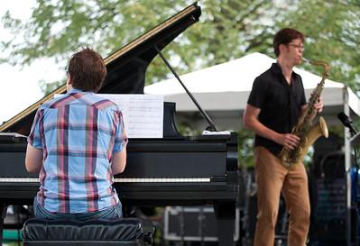 Geoffrey Keezer & Donny McCaslin