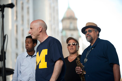 Lawrence Fields / Joey Baron / Dave Douglas / Joe Lovano