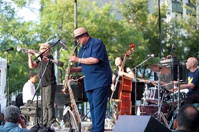 Joe Lovano & Dave Douglas Quintet: Sound Prints