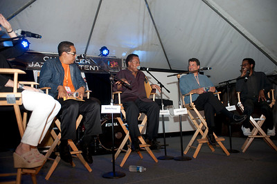 A conversation with the Wayne Shorter Quartet Presented by Jazz Times
