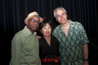 BREW  Reggie Workman / Miya Masaoka / Gerry Hemingway