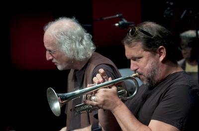 Larry Ochs / Rob Mazurek