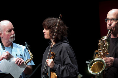 Steve Adams / Jenny Scheinman / Jon Raskin