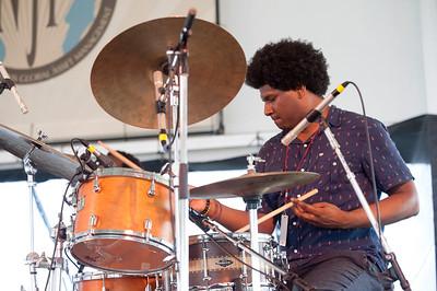 Justin Brown   http://www.myspace.com/afrofunkadelic