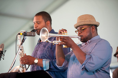 Jimmy Greene / Jeremy Pelt