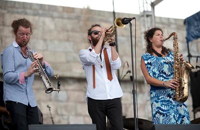 3 Cohens: Yuval, Anat & Avishai Cohen