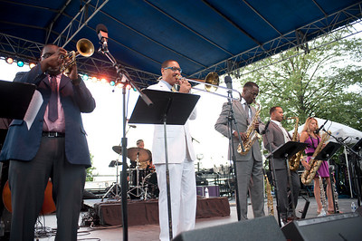 "Delfeayo Marsalis Octet presents ""Sweet Thunder"""