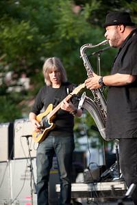 Mike Stern / Bob Franceschini