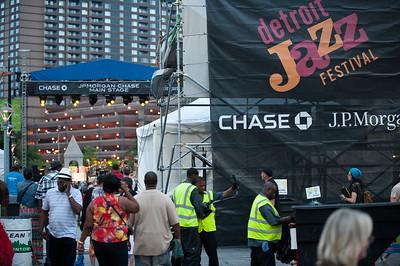 J.P. Morgan Chase Main Stage