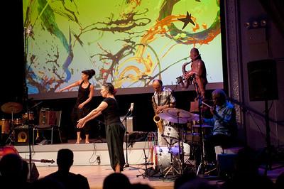 Charles Gayle Trio + Dance