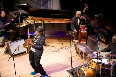 Charles Gayle Quartet Dave Burrell / Charles Gayle / William Parker  / Michael Wimberly