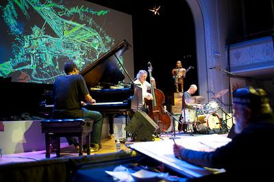 Matthew Shipp Trio + Jeff Schlanger   http://www.matthewshipp.com/trio/  http://musicwitness.com