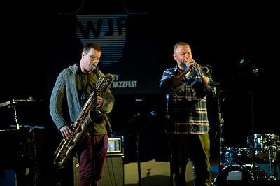 Ken Vandermark -  Nate Wooley Duo   http://kenvandermark.com  http://natewooley.com