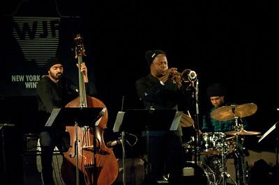 Harish Raghavan / Ambrose Akinmusire /  Justin Brown