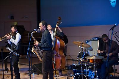 Mark Turner Quartet