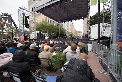 Wayne Shorter Quartet on the  JPMorgan Chase Main Stage
