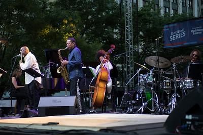 'Resident Ensemble: Terri Lyne Carrington and Esperanza Spalding – Tribute to Geri Allen