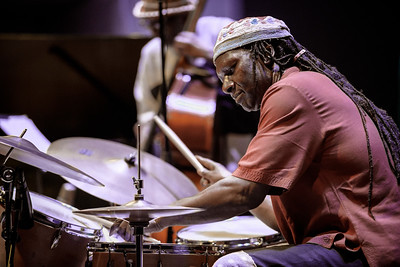William Parker / Hamid Drake