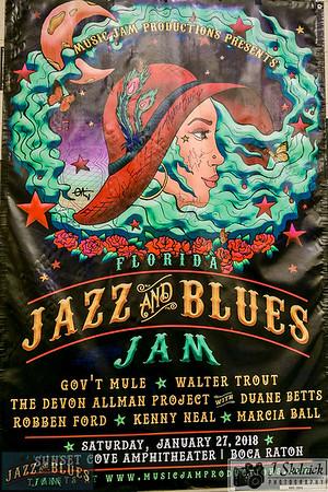 Florida Jazz & Blues Jam 1/27/18