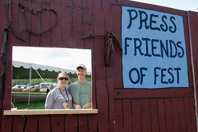 Press Annex/Friends of Fest