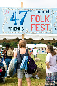welcome to Folk Fest!