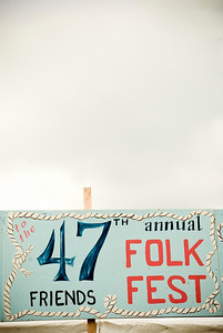 47th annual Philadelphia Folk Festival