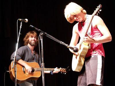 John & Sean Flynn PFF 2004